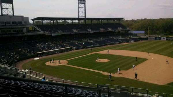 NBT Bank Stadium, section: 305, row: 18, seat: 21