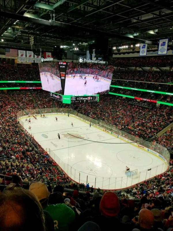 Prudential Center, section: 117, row: 10, seat: 11