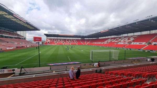 bet365 Stadium, section: Block 40, row: 12, seat: 943