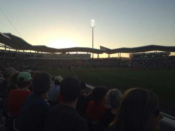 JetBlue Park, section: 119, row: 7, seat: 10