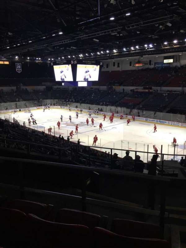 Valley View Casino Center, section: T10A, row: 8, seat: 1