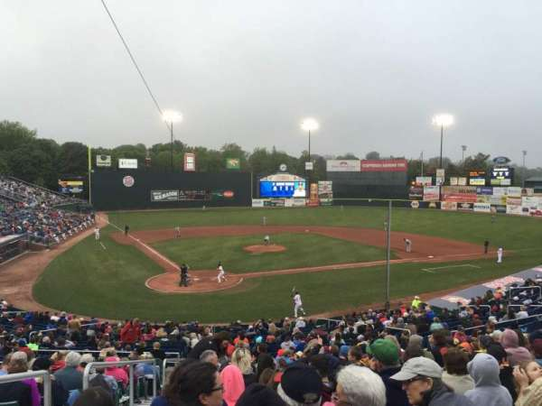 Hadlock Field, section: GA