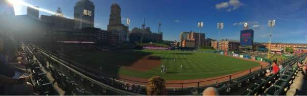 AutoZone Park, section: 213, row: C, seat: 7