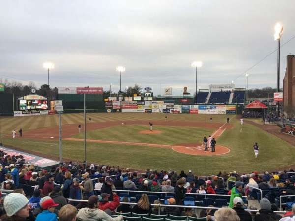 Hadlock Field, section: 208, row: J, seat: 12