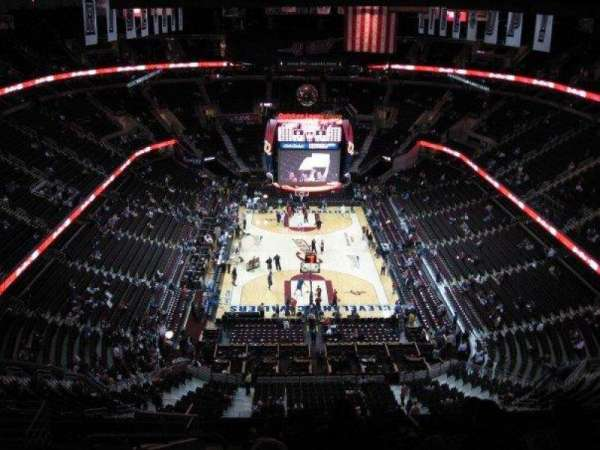 Quicken Loans Arena, section: 200, row: 15, seat: 1