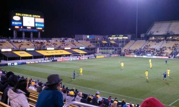 Mapfre Stadium, section: 105, row: 19, seat: 19