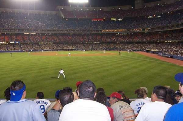 Dodger Stadium, section: 303PL, row: G, seat: 106