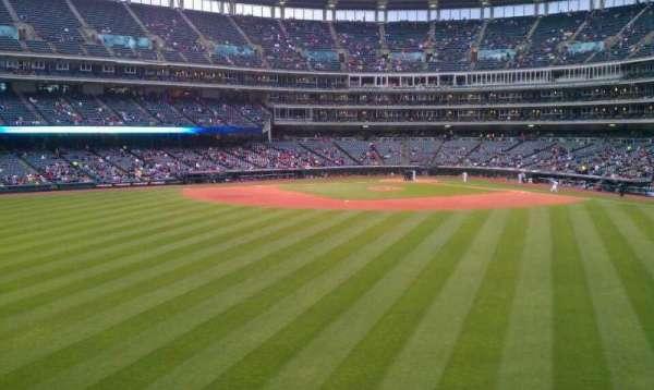 Progressive Field, section: 184, row: C, seat: 13