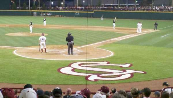 Founders Park, section: 13, row: 15, seat: 9