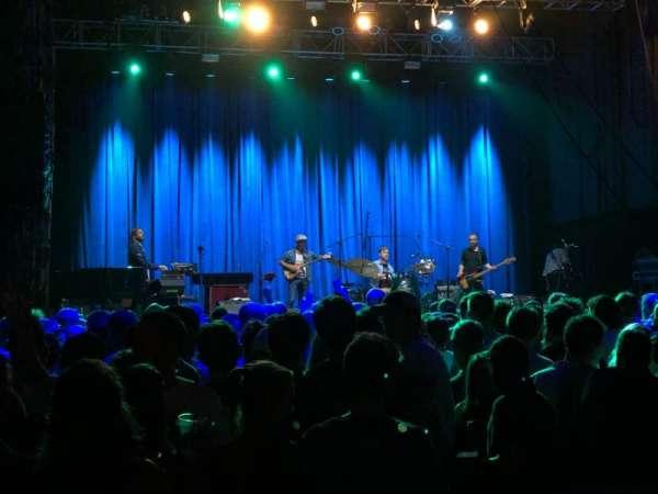 House Of Blues - Houston, section: VIP Rail, row: 1