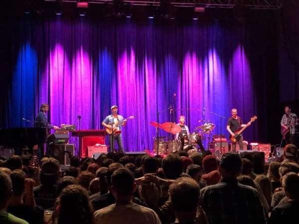 House Of Blues - Houston, section: VIP, row: 1, seat: LF Rail
