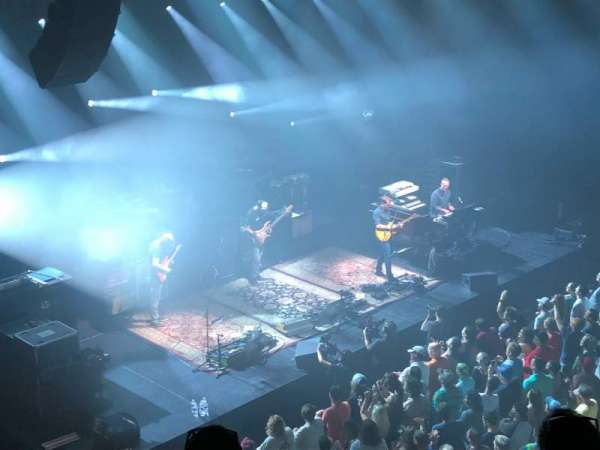 Austin City Limits Live at The Moody Theater, section: Balc 2, row: B, seat: 405
