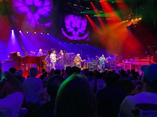 Cynthia Woods Mitchell Pavilion, section: 101, row: L, seat: 24