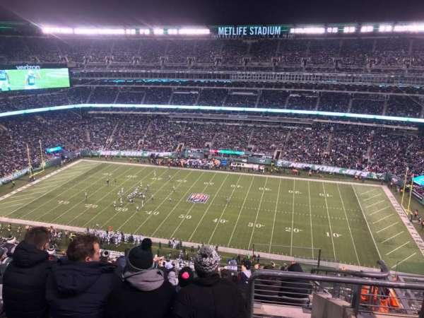 MetLife Stadium, section: 312, row: 14, seat: 5
