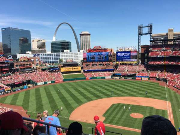 Busch Stadium, section: 354, row: 7, seat: 10