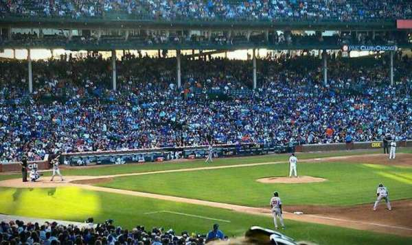 Wrigley Field, section: 228, row: 8, seat: 20