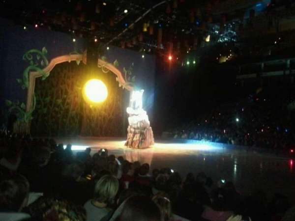 High Quality TD Garden, Section: Loge 11, Row: 4, Seat: 1 · TD Garden. Disney On Ice Nice Look