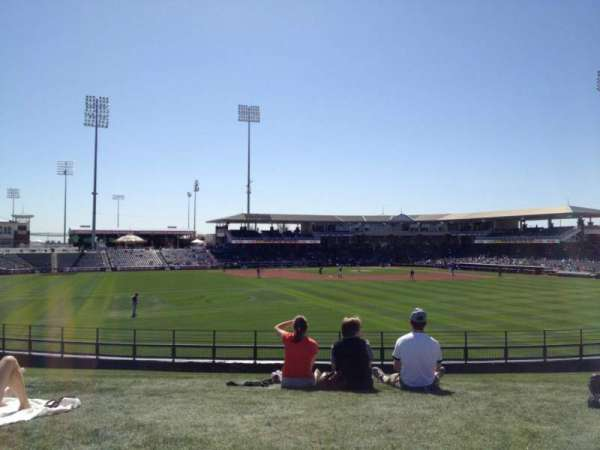 Surprise Stadium, section: Lawn