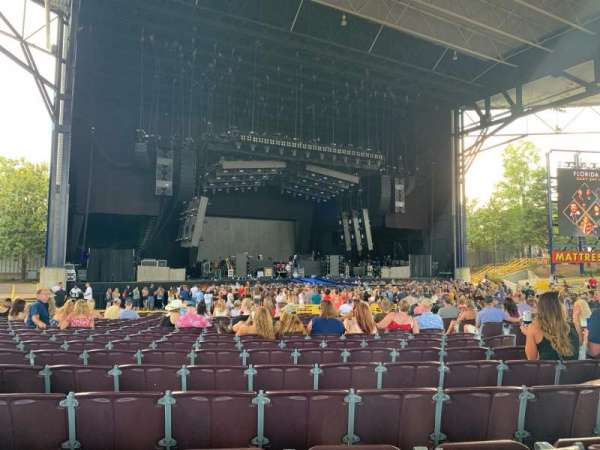 Jiffy Lube Live, section: 103, row: U, seat: 8
