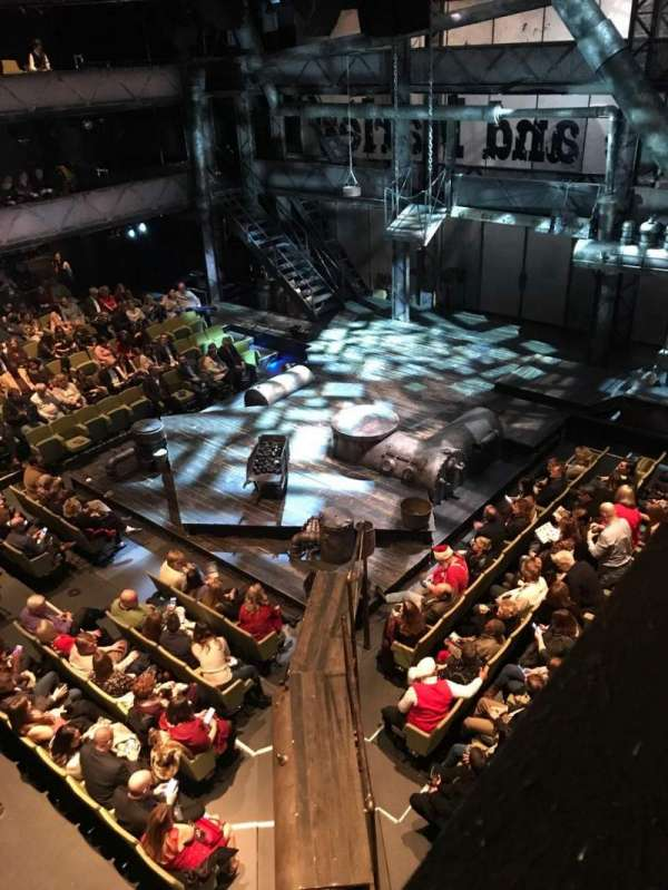 Winspear Opera House, section: 3B, row: A, seat: 317
