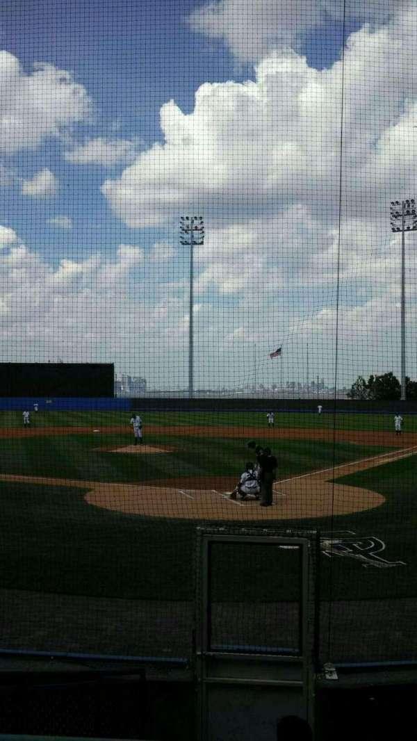 Richmond County Bank Ballpark, section: 9, row: H, seat: 7