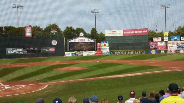 Hadlock Field, section: 104, row: L, seat: 9