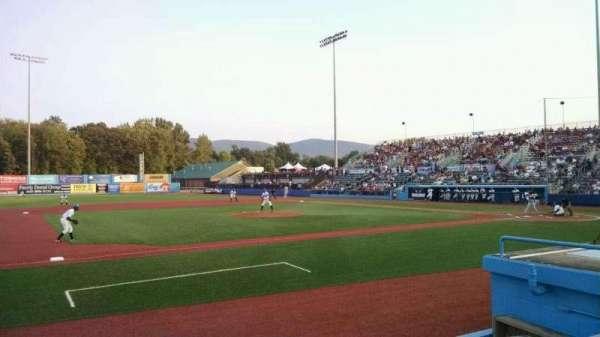 Dutchess Stadium, section: 111A, row: E, seat: 33