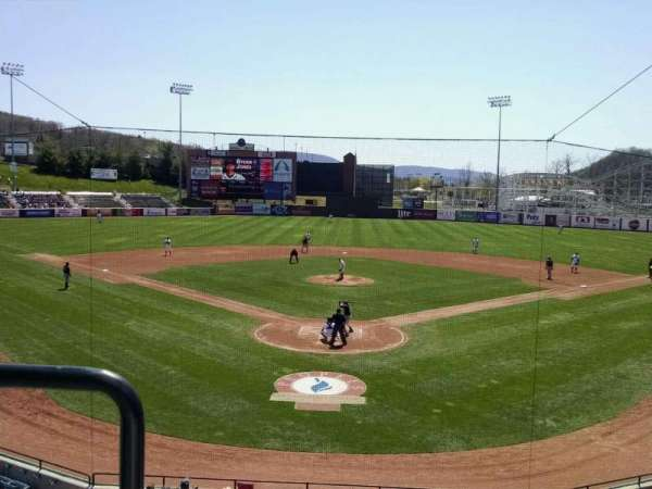 Peoples Natural Gas Field, section: 209, row: 12, seat: 1