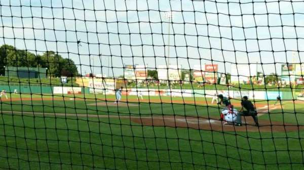 FirstEnergy Park, section: 109, row: 2, seat: 13
