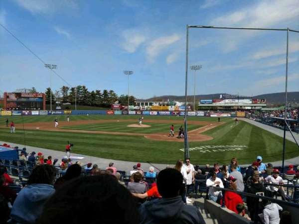 FirstEnergy Stadium (Reading), section: Box 7, row: 15, seat: 1