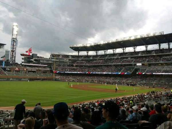 SunTrust Park, section: 140, row: 11, seat: 26