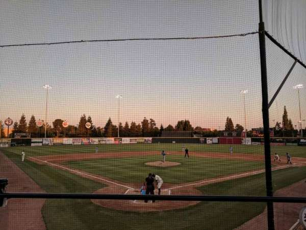 Rawhide Ballpark, section: 200, row: E, seat: 2