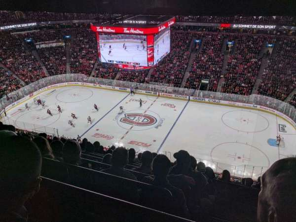 Centre Bell, section: 335, row: D, seat: 2