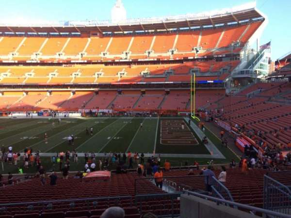 FirstEnergy Stadium, section: 137, row: 30, seat: 14