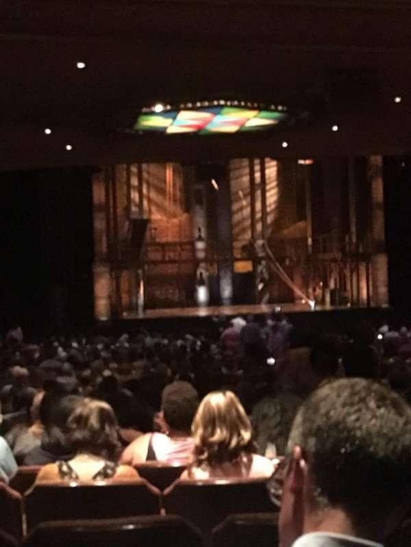 Fox Theatre (Atlanta), section: Orchestra LC, row: RR, seat: 75