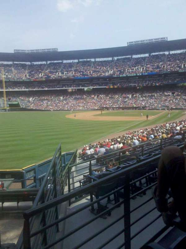 Turner Field, section: 228, row: 2, seat: 228
