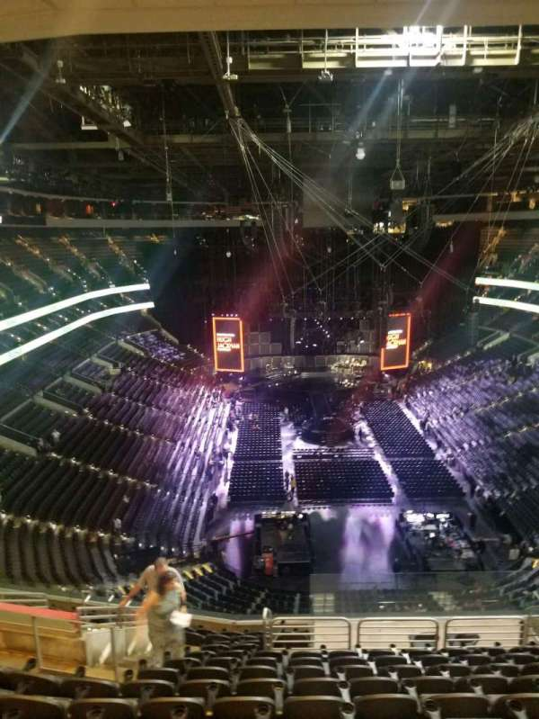 Wells Fargo Center, section: 207A, row: 14, seat: 6