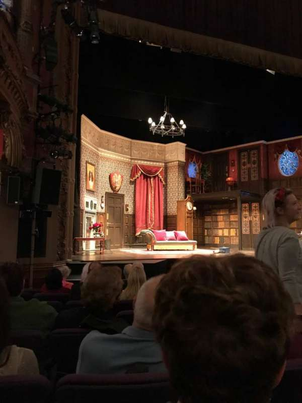 Lyceum Theatre (Broadway), section: Orchestra L, row: J, seat: 7