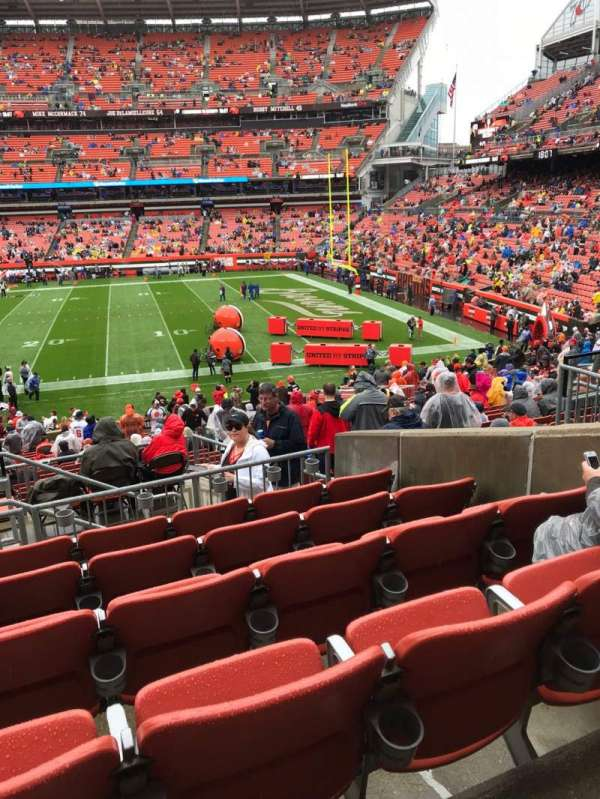 FirstEnergy Stadium, section: 136, row: 28, seat: 3