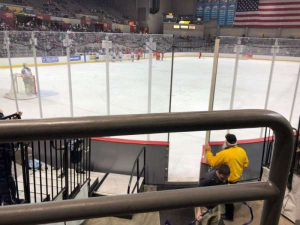 Sullivan Arena, section: 104, row: 10, seat: 15
