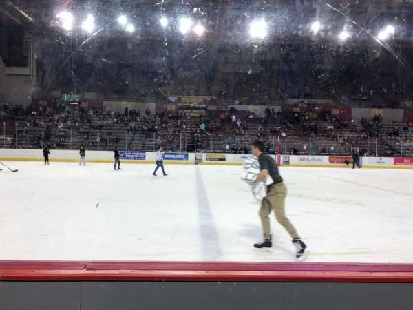 Sullivan Arena, section: 110, row: 5, seat: 6