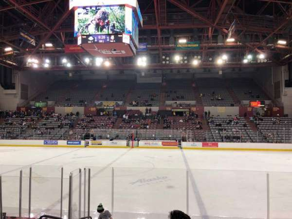 Sullivan Arena, section: 114, row: 13, seat: 10