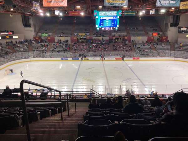 Sullivan Arena, section: 212, row: 11, seat: 13