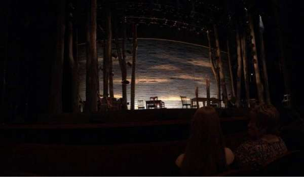 Ziff Ballet Opera House at the Arsht Center, section: Orchestra Pit Center, row: PB, seat: 102