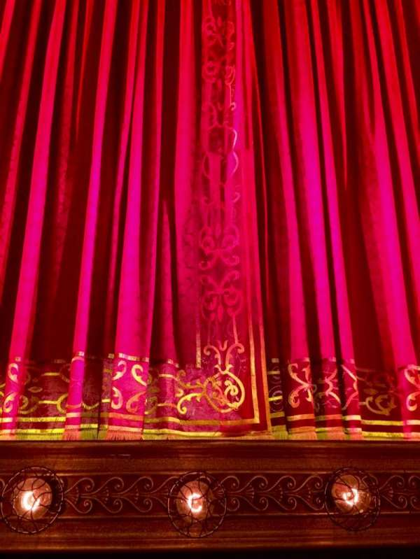 Shubert Theatre, section: Orchestra C, row: B, seat: 109