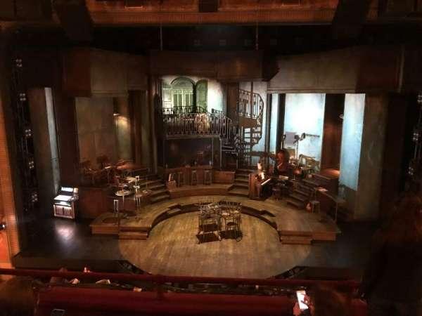 Walter Kerr Theatre, section: Mezzanine C, row: D, seat: 106