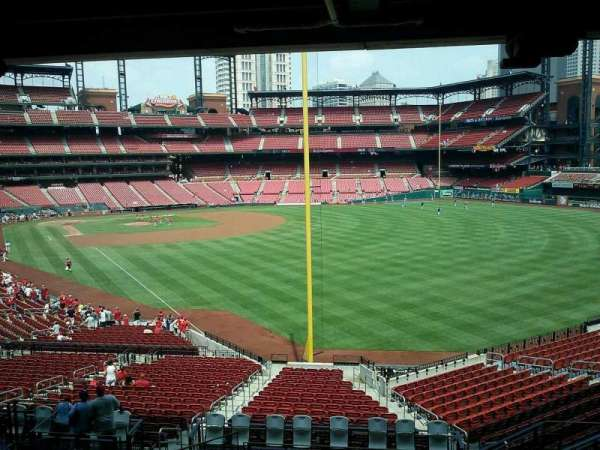 Busch Stadium, section: Suite 205, row: A, seat: 1