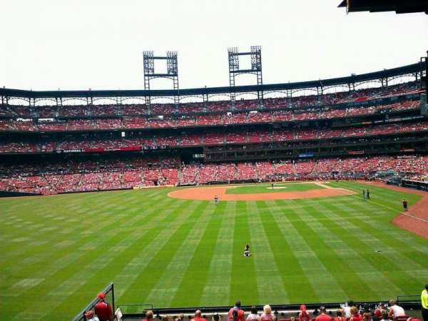 Busch Stadium, section: 189, row: wc, seat: 6