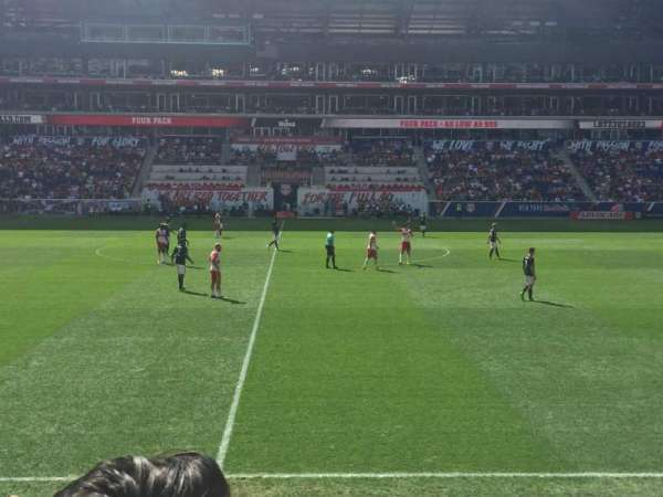 Red Bull Arena (New Jersey), section: 126, row: 6, seat: 15