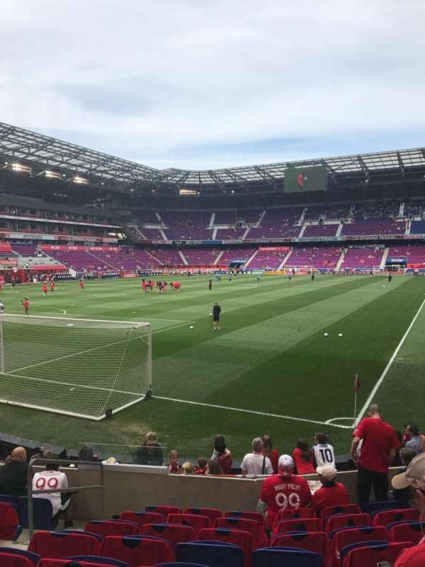 Red Bull Arena (New Jersey), section: 131, row: 8, seat: 10